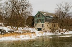 molson mill scape